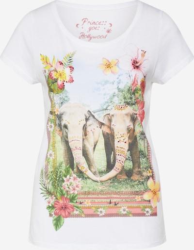 PRINCESS GOES HOLLYWOOD Shirt in weiß, Produktansicht