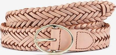 LASCANA Flechtgürtel in rosé, Produktansicht