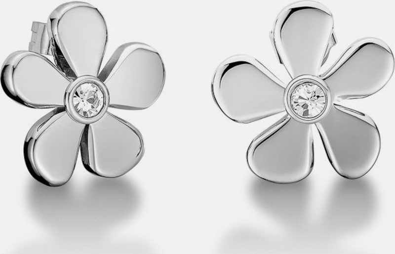 Tommy Hilfiger Ohrstecker Blume, Classic Signature, 2700936