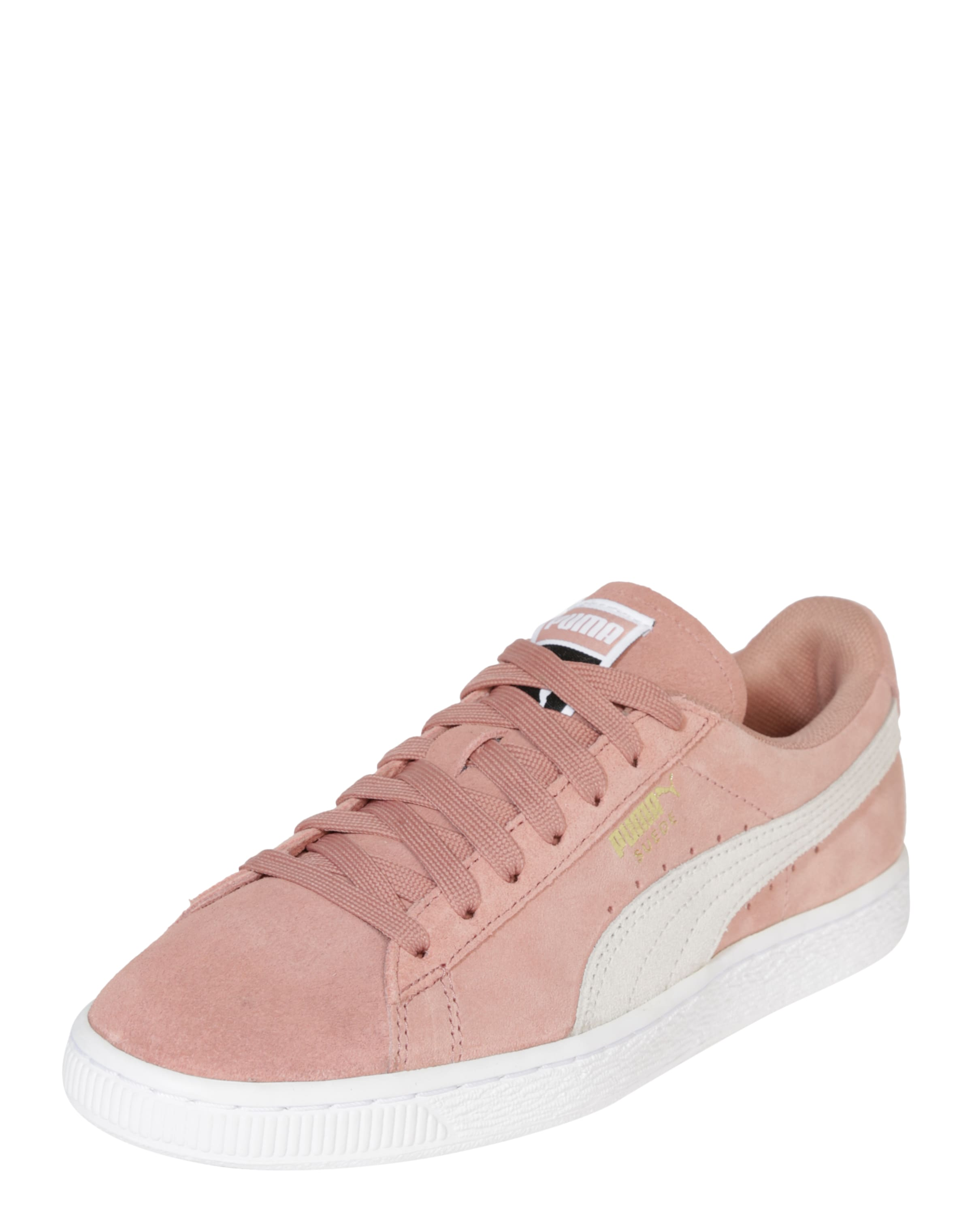 Maintenant, 15% De Réduction: Baskets Puma »bulle Coeur En Daim »