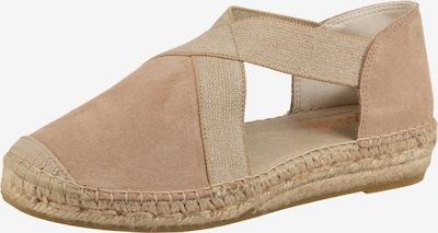 Vidorreta Sandale 'Margarita' in beige / grau, Produktansicht
