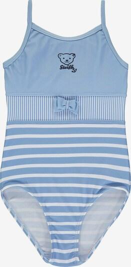 STEIFF Badeanzug in rauchblau, Produktansicht