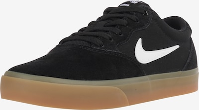 Nike SB Sneaker 'Chron' in schwarz / weiß, Produktansicht