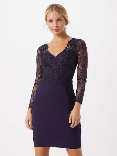 Lipsy Kleid in indigo: Frontalansicht