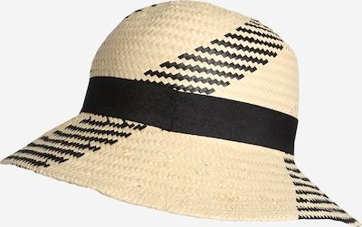 ESPRIT Hut in beige / schwarz, Produktansicht