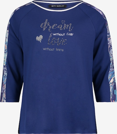 Betty Barclay Sweatshirt in blau, Produktansicht
