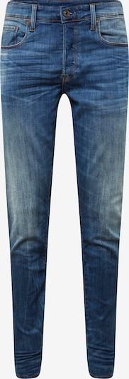 G-Star RAW Jean '3301 Tapered' en bleu denim, Vue avec produit