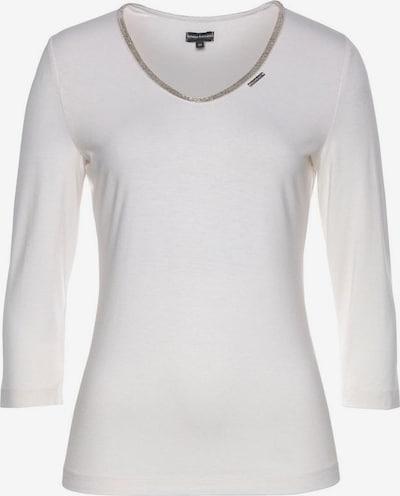 BRUNO BANANI Shirt in offwhite, Produktansicht