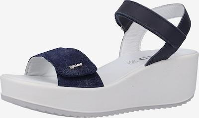 IGI&CO Sandale in kobaltblau, Produktansicht