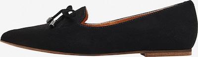 Usha Slipper in schwarz, Produktansicht