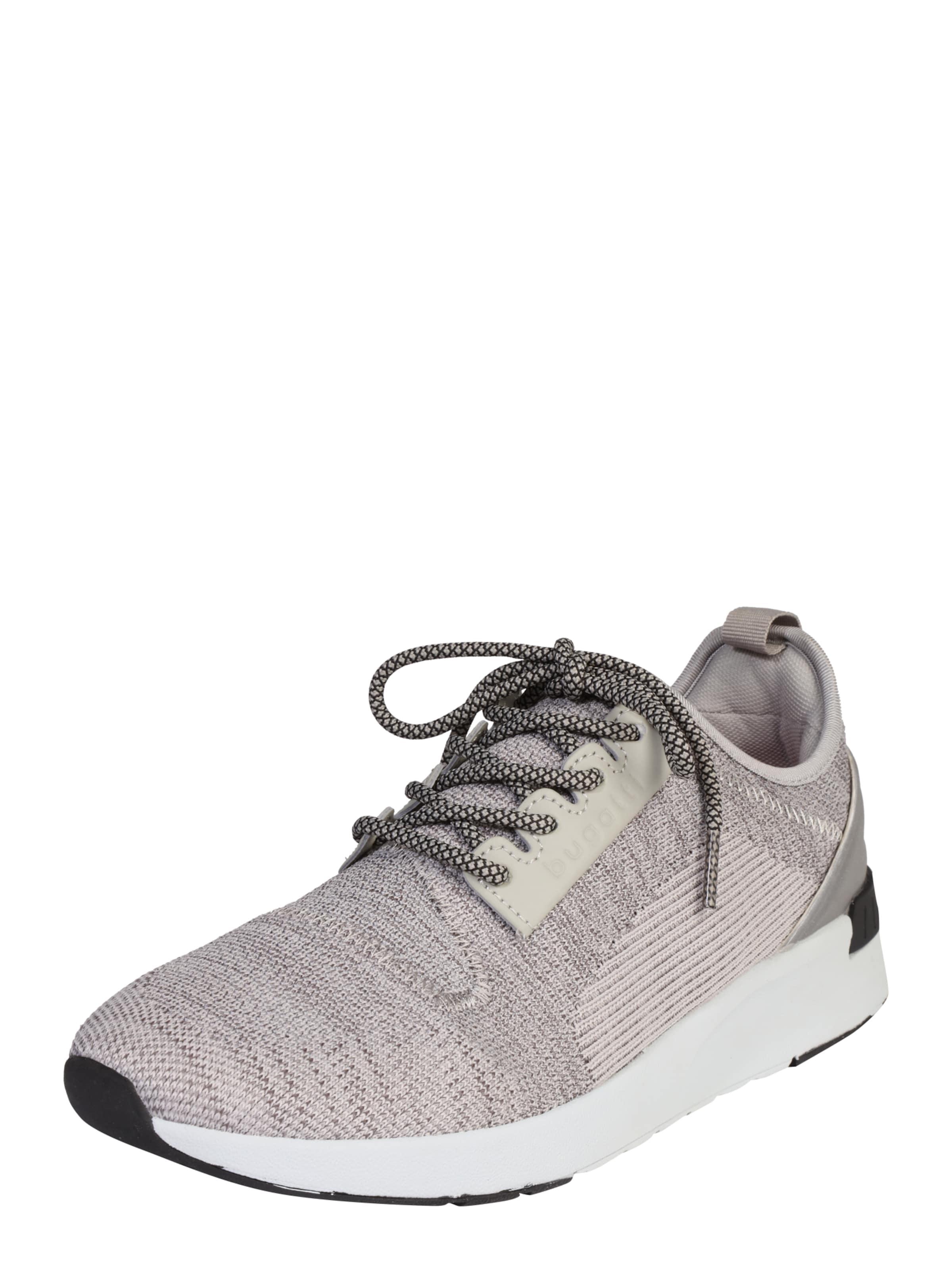 Haltbare Mode billige Schuhe bugatti | 'Sneaker im Melange-Design' Schuhe Gut getragene Schuhe
