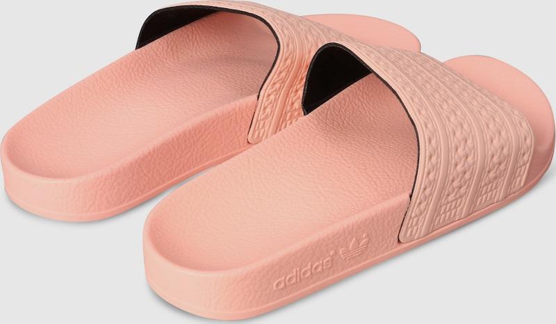 ADIDAS ORIGINALS Pantolette Adilette Verschleißfeste billige Schuhe