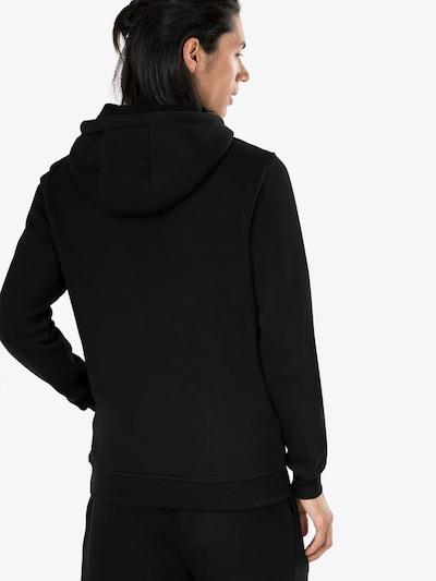 Mister Tee Sweatshirt 'Run DMC' in rot / schwarz / weiß: Rückansicht