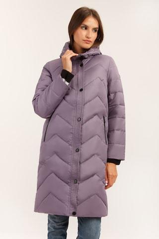 Finn Flare Winter Coat in Purple
