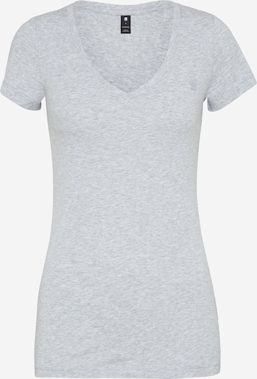 G-Star RAW T-Shirt 'BASE' in grau, Produktansicht