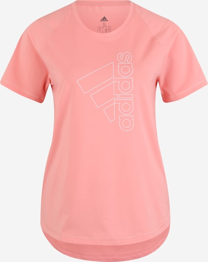 ADIDAS PERFORMANCE Sport-Shirt 'TECH BOS' in rosa, Produktansicht