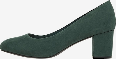 Bianco Pumps in de kleur Smaragd, Productweergave