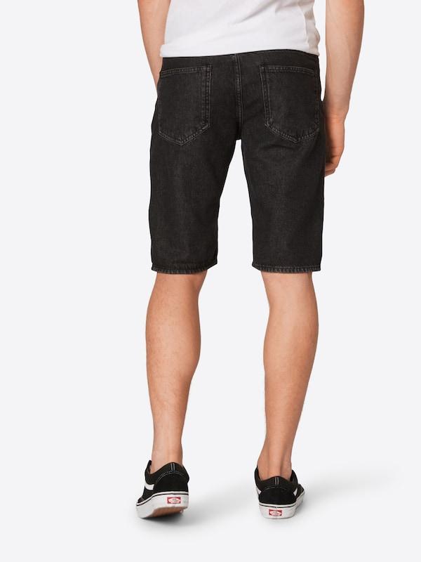 'rp1 Denim 10 En Pantalon New Noir Short' 13 Epp Black Look Washed qzMLSGUVp