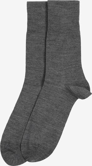 FALKE Socken 'Airport' in dunkelgrau, Produktansicht