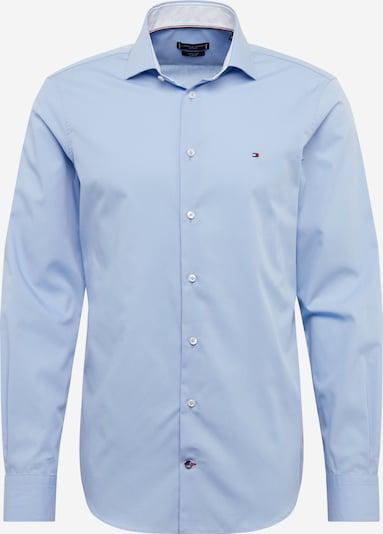 Tommy Hilfiger Tailored Hemd in blau, Produktansicht