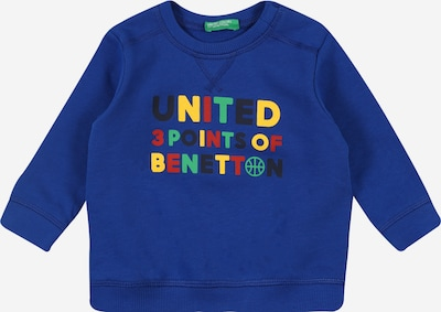 UNITED COLORS OF BENETTON Sweatshirt in navy / mischfarben, Produktansicht