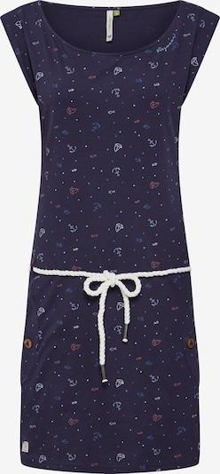 Ragwear Kleid in navy / mischfarben, Produktansicht