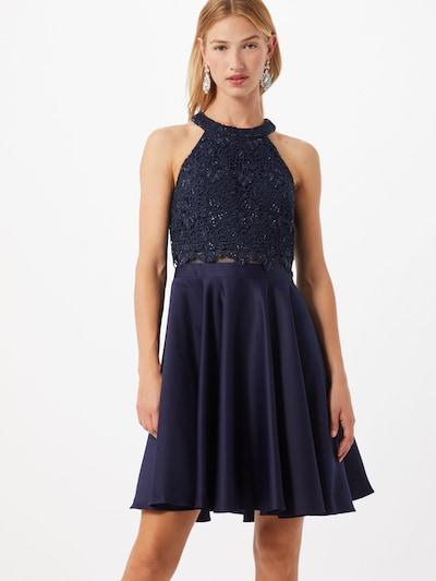 Laona Cocktail dress in Dark blue, View model