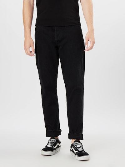 JACK & JONES Jeans 'Chris' in black denim, Modelansicht