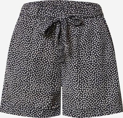 Moves Shorts 'ullah 1732' in gelb / schwarz / weiß, Produktansicht
