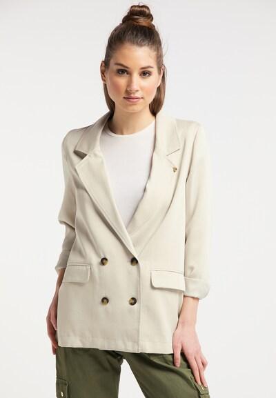 MYMO Blazer in beige, Modelansicht