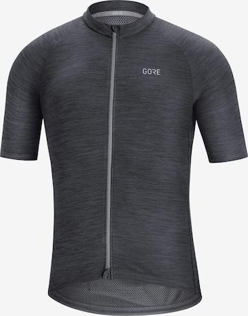 GORE WEAR Fahrradtrikot 'GORE® C3 Trikot' in Schwarz