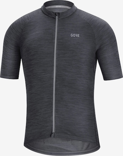 GORE WEAR Fahrradtrikot 'GORE® C3 Trikot' in schwarz, Produktansicht