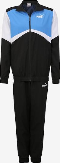 PUMA Športna obleka 'CB Retro Suit Woven cl' | modra / črna / bela barva, Prikaz izdelka