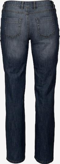 SHEEGO Jean en bleu foncé, Vue avec produit