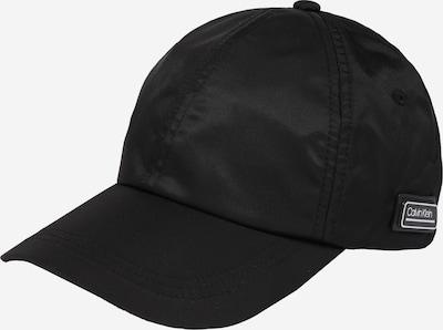 Calvin Klein Cap in schwarz, Produktansicht
