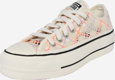 Sneaker low 'CHUCK TAYLOR ALL STAR' CONVERSE pe crem, Vizualizare produs