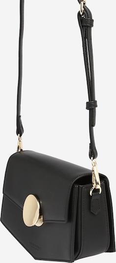 Seidenfelt Manufaktur Tasche 'Larvik' in schwarz, Produktansicht