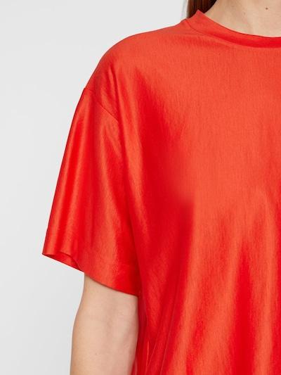 J.Lindeberg Shirt in rot, Produktansicht