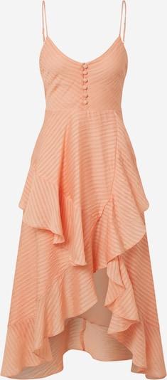 Bardot Jurk 'SARA' in de kleur Perzik, Productweergave