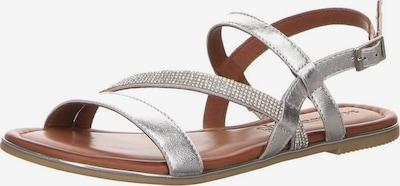 SALAMANDER Sandalen in silber, Produktansicht