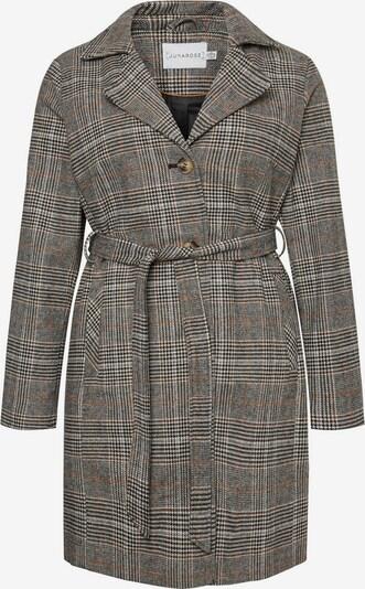 Junarose Mantel in schwarz / weiß, Produktansicht