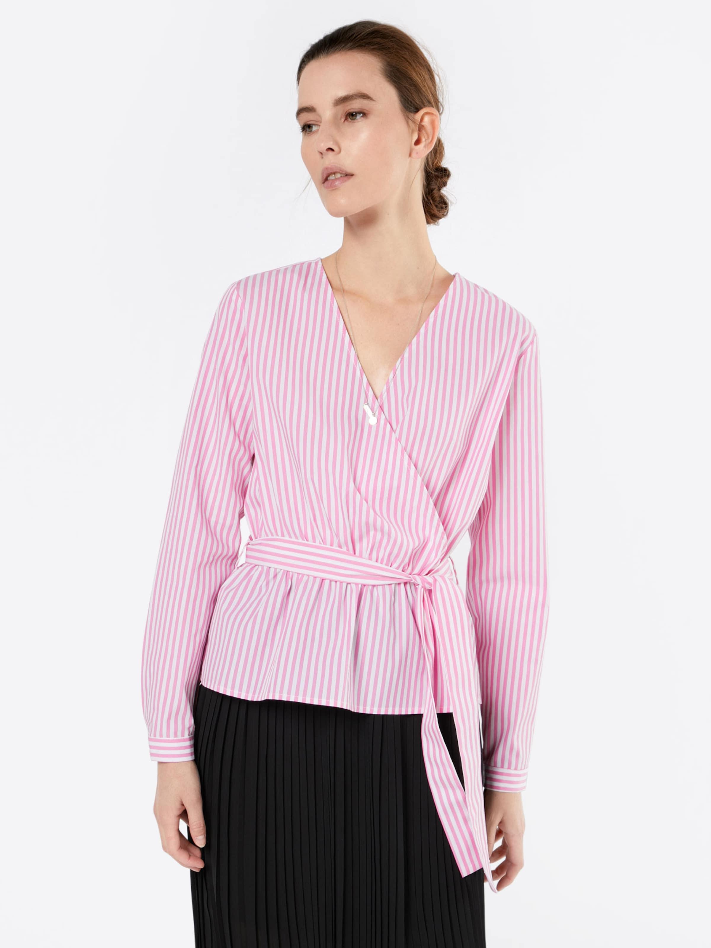 In Bluse Mbym PinkWeiß 'klemens' PuXOZki