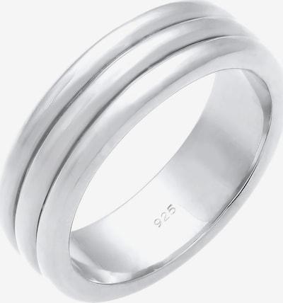 ELLI PREMIUM Ring Paarring in silber, Produktansicht