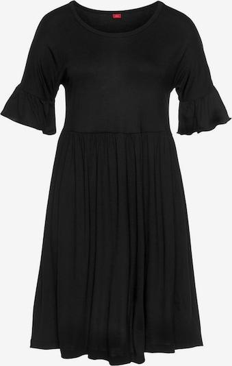 s.Oliver Nachthemd in de kleur Zwart, Productweergave