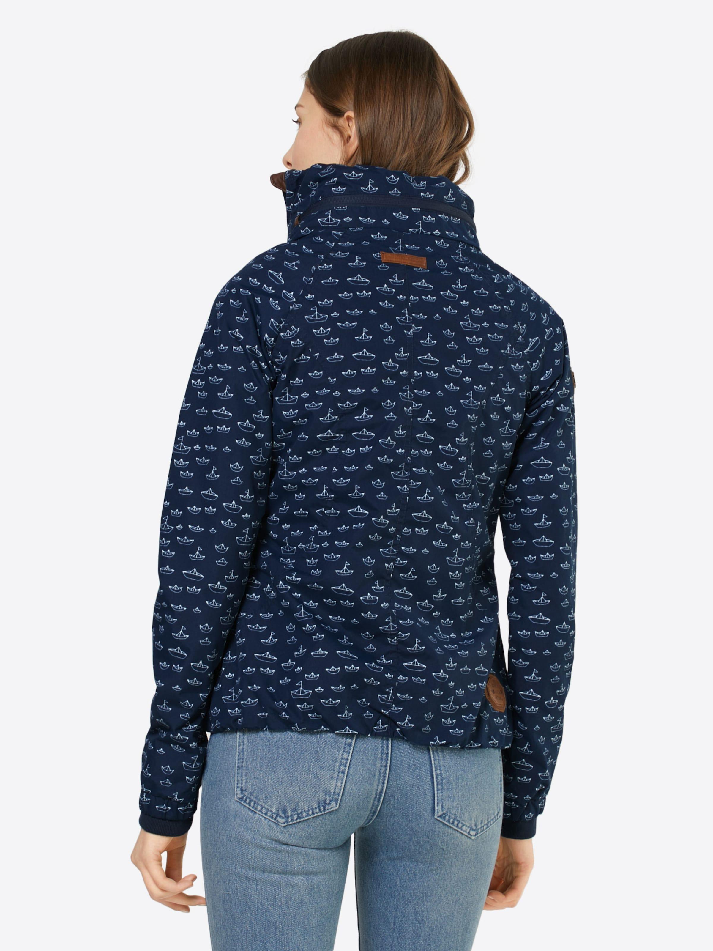 Schnelle Lieferung Zu Verkaufen naketano Jacke mit Anker-Print Heißen Verkauf Online Erkunden Freies Verschiffen Kauf Spielraum Schnelle Lieferung g1YqRltFa