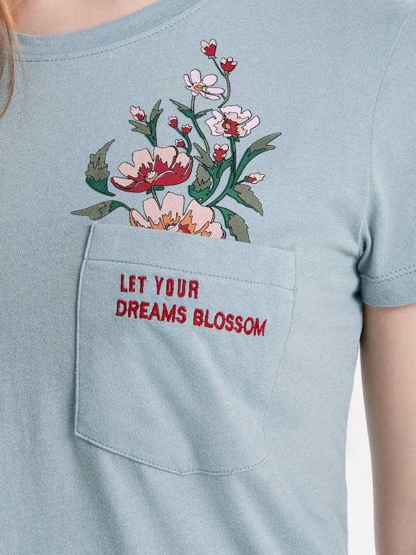 JACQUELINE de YONG Print T-Shirt