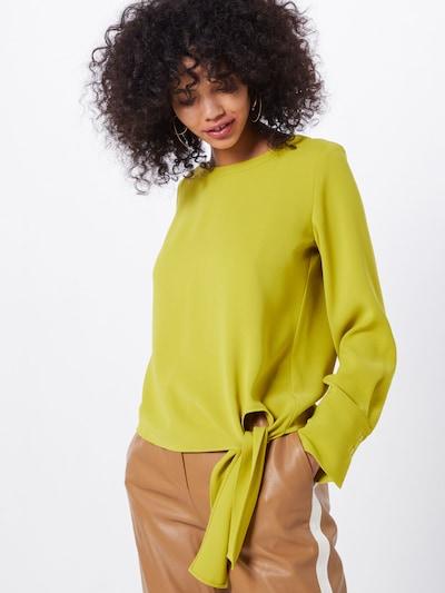 OPUS Bluse 'Flota' in gelb, Modelansicht