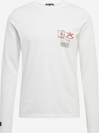 DRYKORN Shirt 'LEMAR' in de kleur Wit, Productweergave