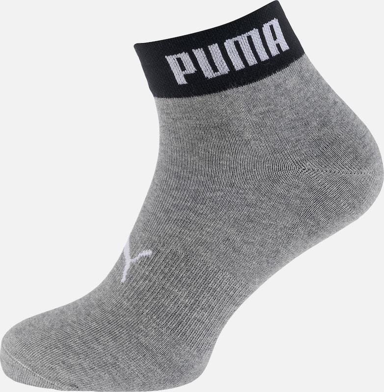 PUMA 2 Paar Kurzsocken Socken