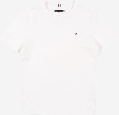 TOMMY HILFIGER T-Shirt 'Essential Jaspe' en blanc, Vue avec produit